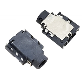 Bύσμα Ήχου -  Audio Jack Socket Port για Laptop - 3.5 mm for Acer Dell HP Samsung Toshiba (Κωδ.1-AUX006)