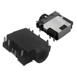 Bύσμα Ήχου -  Audio Jack Socket Port για Laptop - 3.5 mm for Dell Inspiron 15R M5010 N5010 M5110 N5110 (Κωδ.1-AUX007)