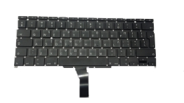 Πληκτρολόγιο Ελληνικό - Greek Keyboard Laptop Apple MacBook Air 11'' A1370 A1465  MC505 MC505LL/A MC506 MC506LL/A MC968 MC968LL/A MC969 MC969LL/A MD223 MD223LL/A MD224 MD224LL/A MD711 MD711LL/A MD712  661-6072 661-5739 069-7004-A A1465 GR (Κωδ.40166GR)