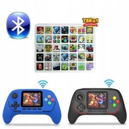 BLUETOOTH GAMING CONSOLE CT-MGC-BT MULTIPLAYER 788 IN 1