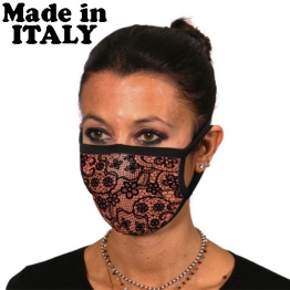 ITATI ADULT FACE MASK LACE