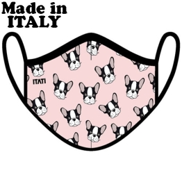 ITATI FACE MASK AIR DOGS
