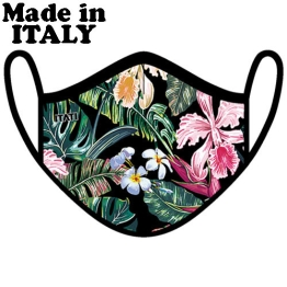 ITATI FACE MASK AIR FLOWERS