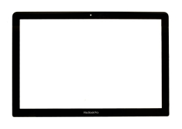 "Apple MACBOOK PRO 15"" /15.4"" Front LCD Glass/Bezel cover for A1286 MB470LL/A  (Κωδ. 1-APL0047)"