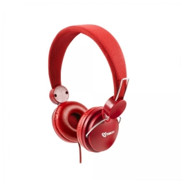 SBOX HEADPHONES HS-736 RED