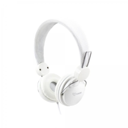 SBOX HEADPHONES HS-736 WHITE