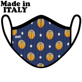 ITATI ADULT MASK AIR BASKET