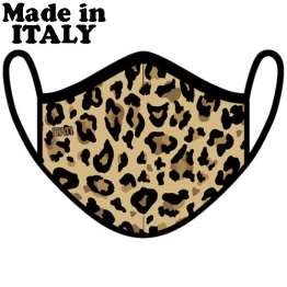 ITATI ADULT MASK AIR LEOPARD