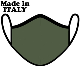 ITATI ADULT MASK AIR MILITARY
